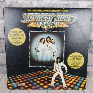 Vintage Saturday Night Fever Soundtrack Vinyl